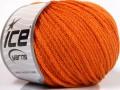 Airwool worsted - oranžová