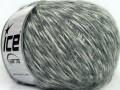 Aitana vlna - mouline - šedé odstíny