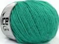 Aitana vlna - smaragdově zelená