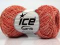 Aldebaran glitz - krémovočervená