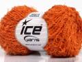 Alloro bavlna - oranžová 1