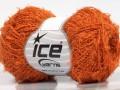Alloro bavlna - oranžová 2