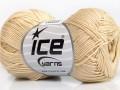 Almina bavlna - krémová