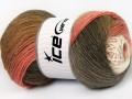 Alpaka aktiv - velbloudírůžovobílá