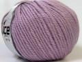 Alpaka bulky - světle fialová