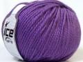 Alpaka bulky - tmavší fialová