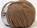 Alpaka bulky - velbloudí hnědá