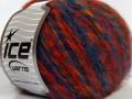 Alpaka colors plus - červenozlatotyrkysovopurpurová