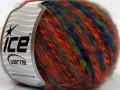Alpaka colors plus - neonověoranžovopurpurovozelenočerná