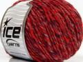 Alpaka colors plus - oranžovočervenočerná 1