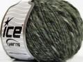 Alpaka colors plus - šedozelenokrémová