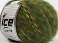Alpaka colors plus - zelenožluté odstíny