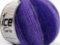 Alpaka deluxe - purpurové  odstíny