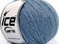 Alpaka glitz - modrá