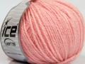Alpaka light plus - dětská růžová