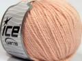 Alpaka light plus - pudrově růžová