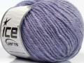Alpaka light plus - světle fialová