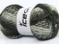 Alpaka mohér color - šedé odstíny