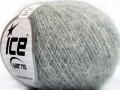 Alpaka superfajn vlna comfort - světle šedá