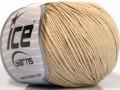 Amigurumi bavlna - béžová