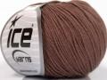 Amigurumi bavlna - hnědá