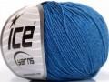 Amigurumi bavlna - jeansově modrá