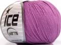 Amigurumi bavlna - levandulová