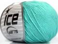 Amigurumi bavlna - mátově zelená