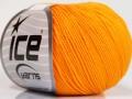 Amigurumi bavlna - oranžová