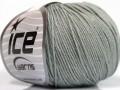Amigurumi bavlna - šedá