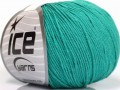 Amigurumi bavlna - smaragdově zelená