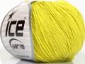 Amigurumi bavlna - světláolivovázelená