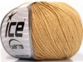 Amigurumi bavlna - světle hnědá
