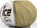 Amigurumi bavlna - světle khaki