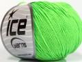 Amigurumi bavlna - světle zelená