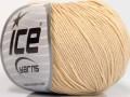 Amigurumi bavlna - tmavě krémová