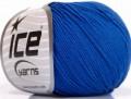 Amigurumi bavlna - tmavě modrá