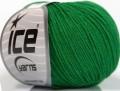 Amigurumi bavlna - zelená 1