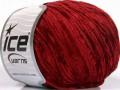 Amigurumi Chenille - červená