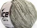 Amigurumi Chenille - světle šedá 3