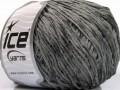Amigurumi Chenille - tmavě šedá 1