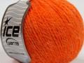 Angora comfort light - oranžová