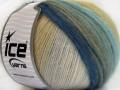 Angora design new - modrozelenošedá