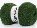 Angora glitz - zelená