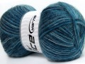 Angora supreme color - modré odstíny