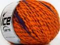 Assurdo vlna - oranžovopurpurová