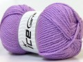 Atlaš - fialová