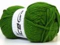 Atlaš - zelená