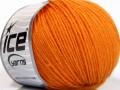 Baby Alpaka - oranžová