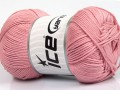 Baby bavlna 1 - starorůžová